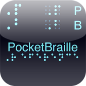 PocketBraille Reference icon